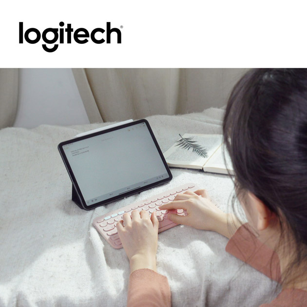 羅技 K380 跨平台多工藍牙鍵盤 5
