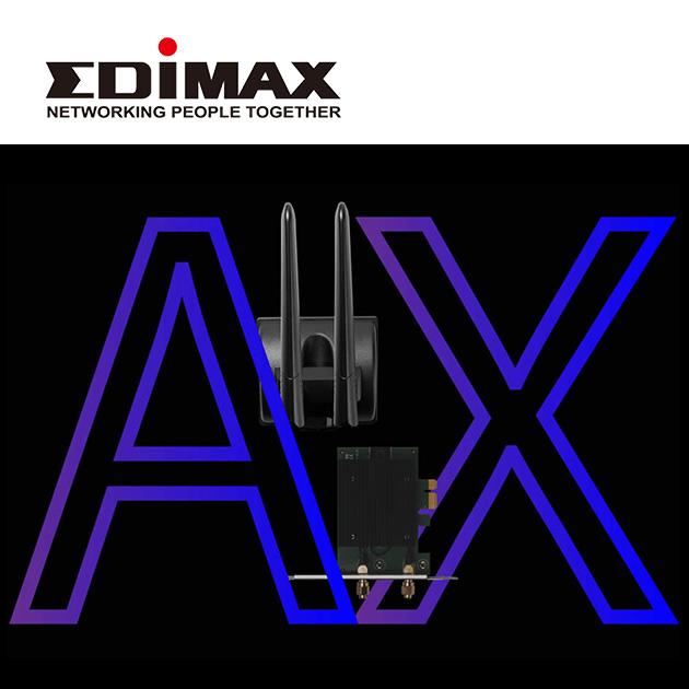 訊舟 EW-7833AXP AX3000<BR>Wifi6+BT5.0 PCIe無線網卡 2