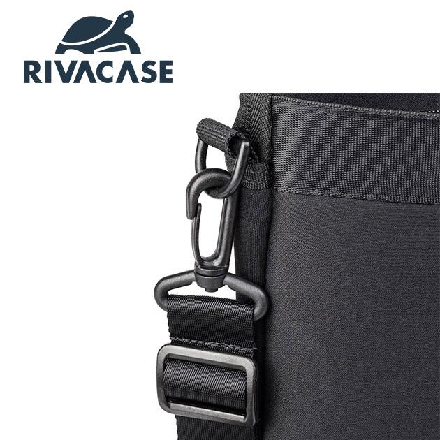 Rivacase 5120 Antishock<BR>13.3吋側背包 5