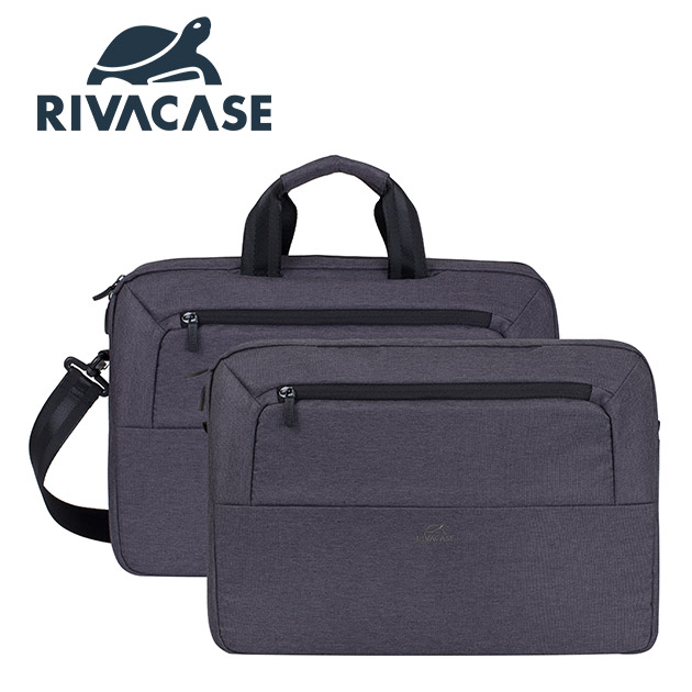 Rivacase 7730 Suzuka<BR>15.6吋側背包 1