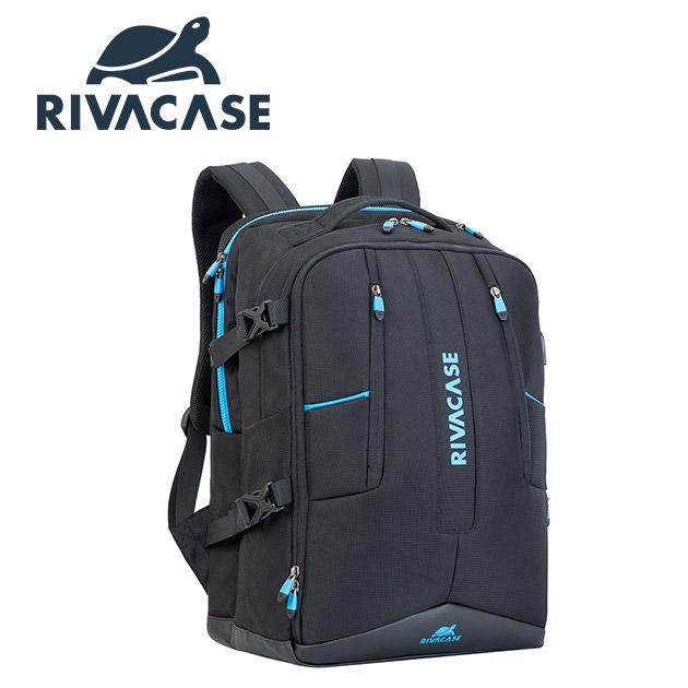 Rivacase 7860 Borneo<BR>17.3吋電競後背包 1