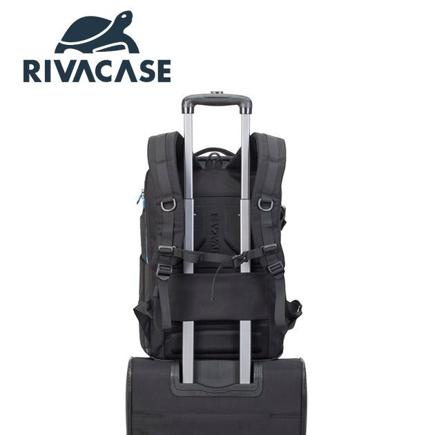 Rivacase 7860 Borneo<BR>17.3吋電競後背包 4