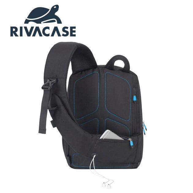 Rivacase 7870 Borneo<BR>13.3吋空拍機(小)用吊帶包 2