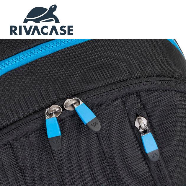 Rivacase 7870 Borneo<BR>13.3吋空拍機(小)用吊帶包 4
