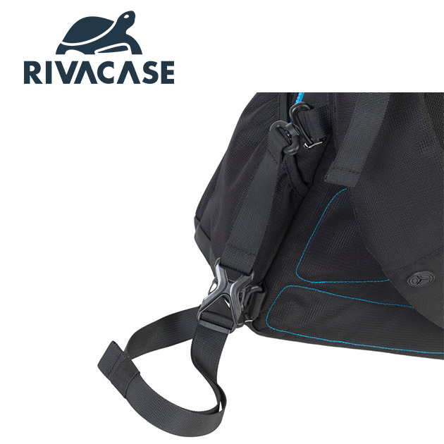 Rivacase 7870 Borneo<BR>13.3吋空拍機(小)用吊帶包 5