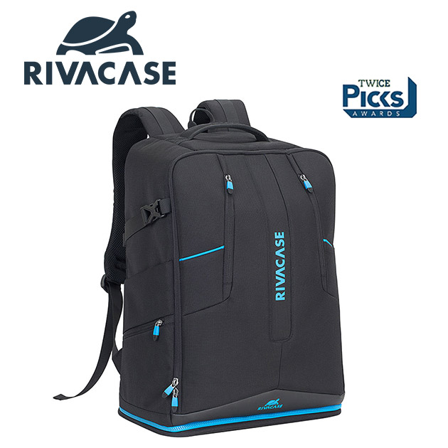 Rivacase 7890 Borneo<BR>16吋空拍機(大)用後背包 1