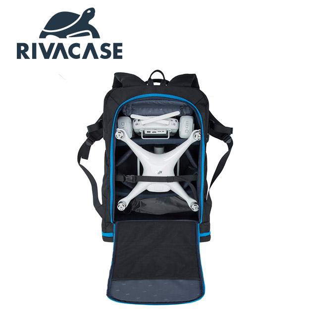 Rivacase 7890 Borneo<BR>16吋空拍機(大)用後背包 5