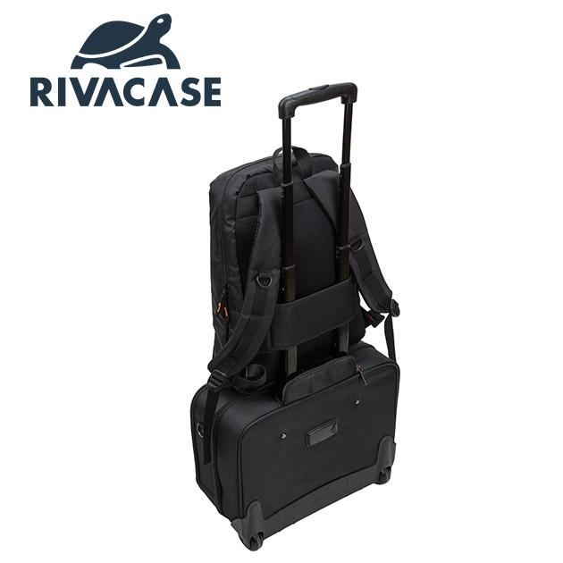 Rivacase 8060 Regent<BR>17.3吋後背包 4