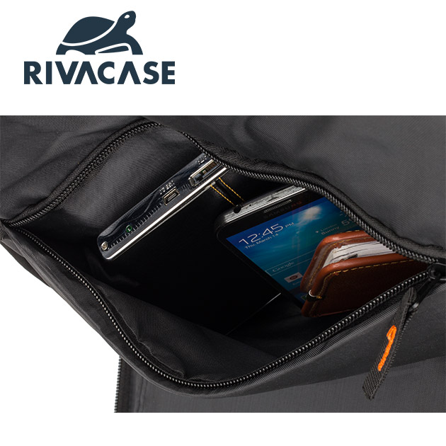 Rivacase 8060 Regent<BR>17.3吋後背包 5