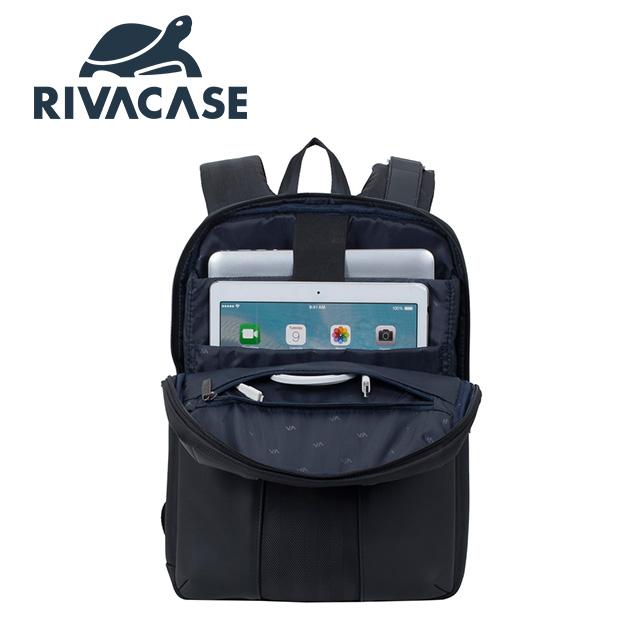 Rivacase 8125 Narita<BR>14吋電腦後背包 3
