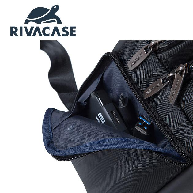 Rivacase 8165 Narita<BR>15.6吋後背包 5
