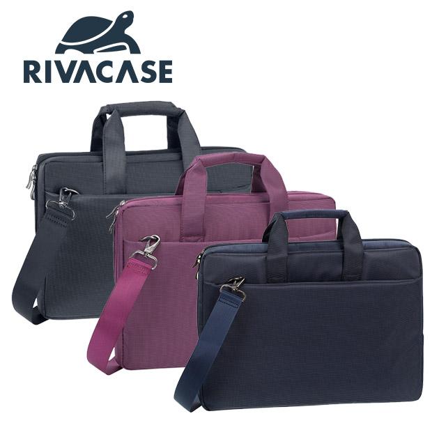 Rivacase 8221 Central<BR>13.3吋側背包 1