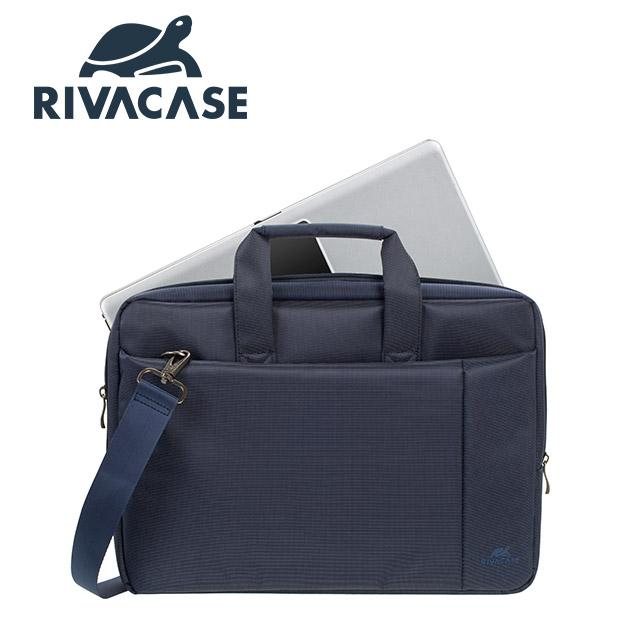 Rivacase 8221 Central<BR>13.3吋側背包 3