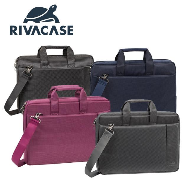 Rivacase 8231 Central<BR>15.6吋側背包 1