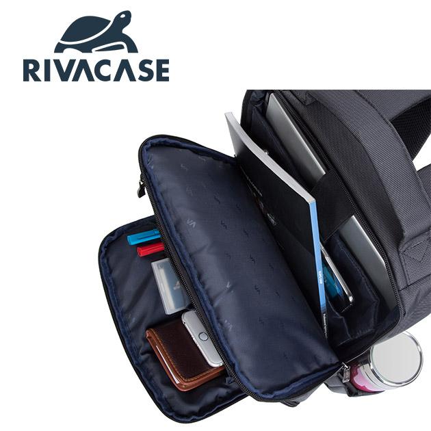 Rivacase 8262 Central<BR>15.6吋後背包 3
