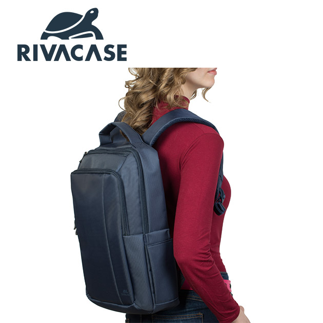 Rivacase 8262 Central<BR>15.6吋後背包 4