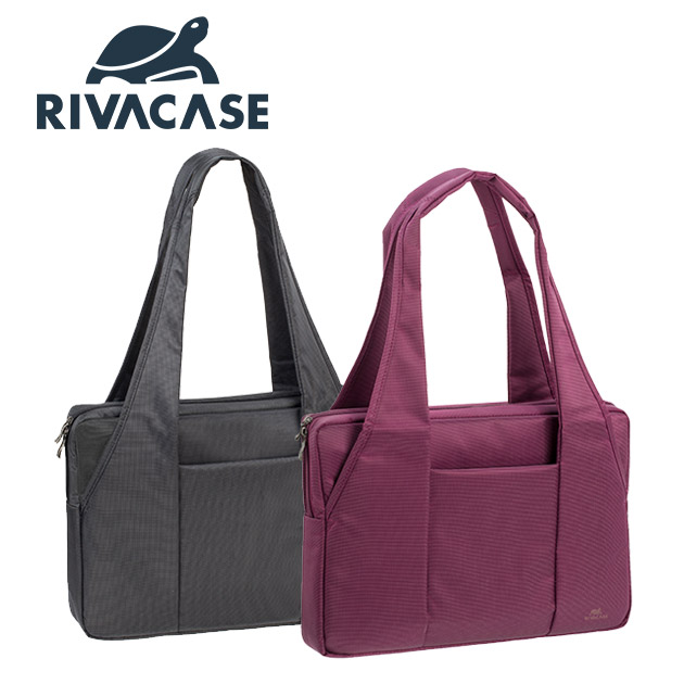 Rivacase 8291 Central<BR>15.6吋側背包 1