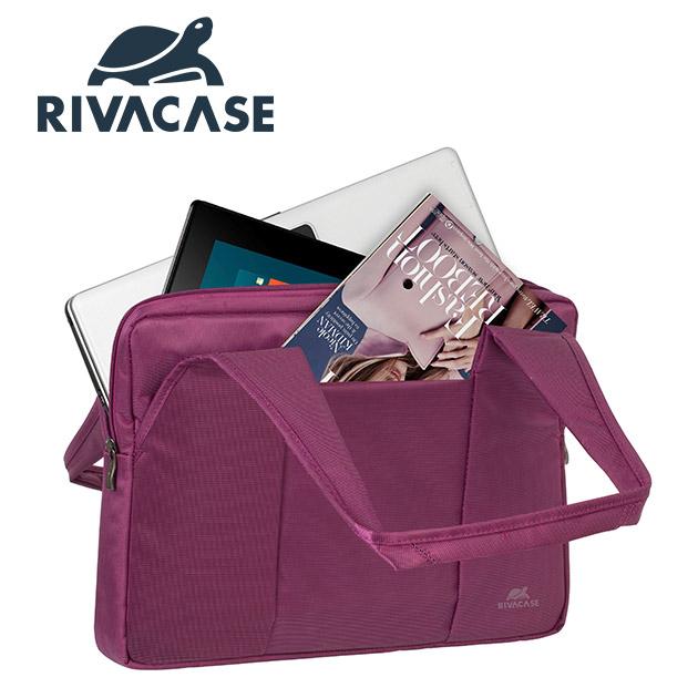 Rivacase 8291 Central<BR>15.6吋側背包 4