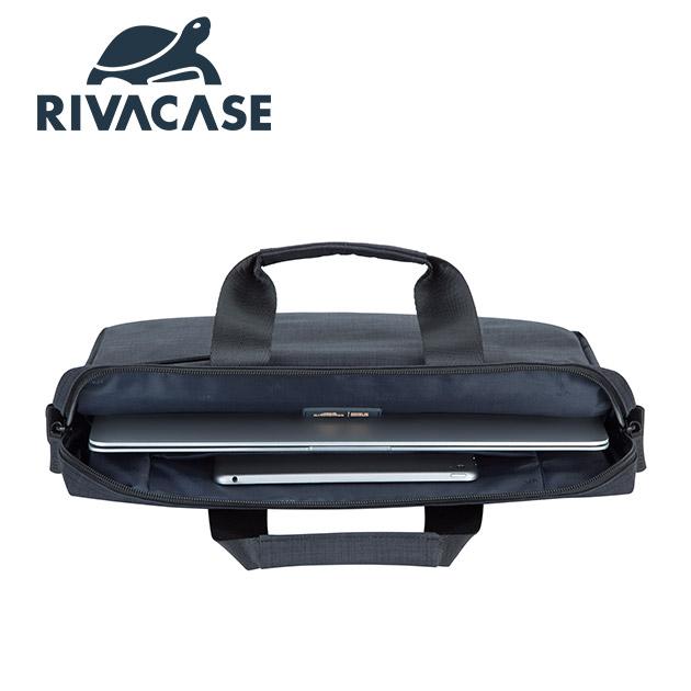 Rivacase 8325 Biscayne<BR>13.3吋側背包 3