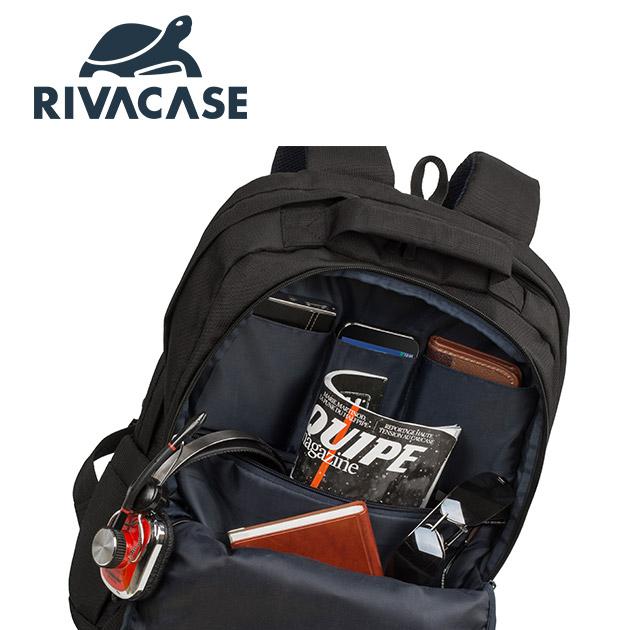 Rivacase 8460 Tegel<BR>17.3吋後背包 4
