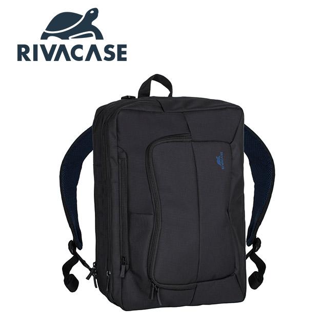 Rivacase 8490 Tegel<BR>16吋多功能雙用後背包 2