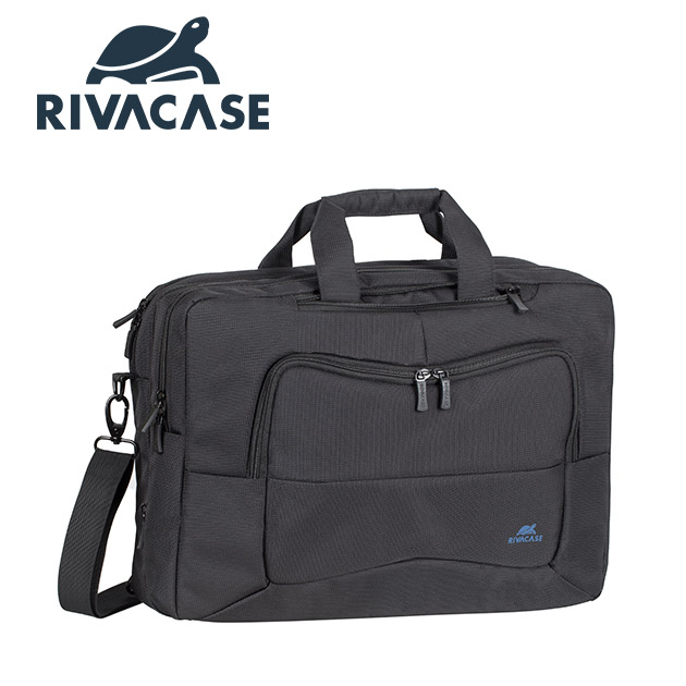 Rivacase 8490 Tegel<BR>16吋多功能雙用後背包 4