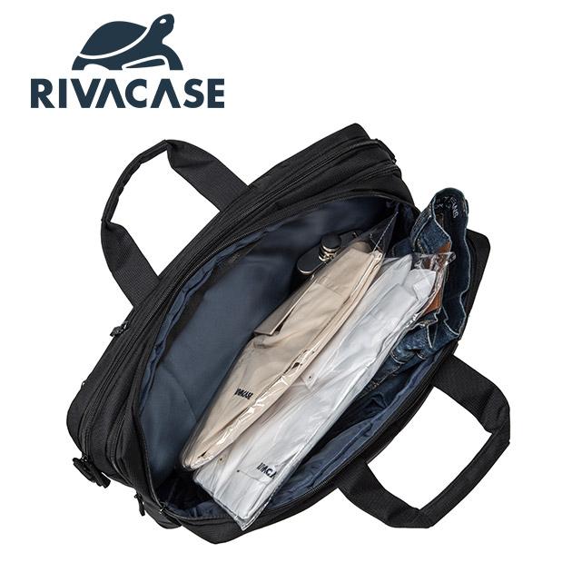 Rivacase 8490 Tegel<BR>16吋多功能雙用後背包 3