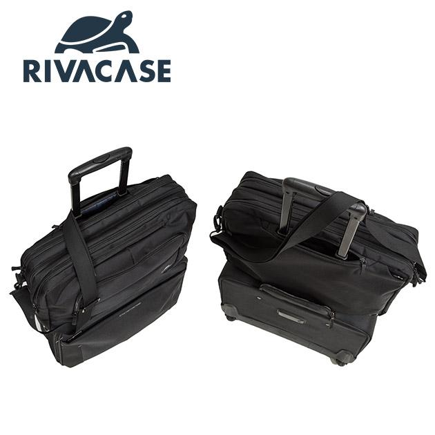 Rivacase 8490 Tegel<BR>16吋多功能雙用後背包 5