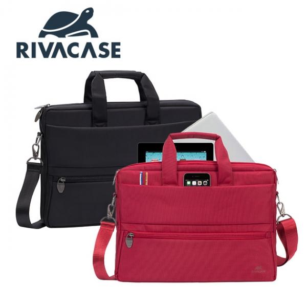 Rivacase 8630 Tiergarten<BR>15.6吋側背包 1