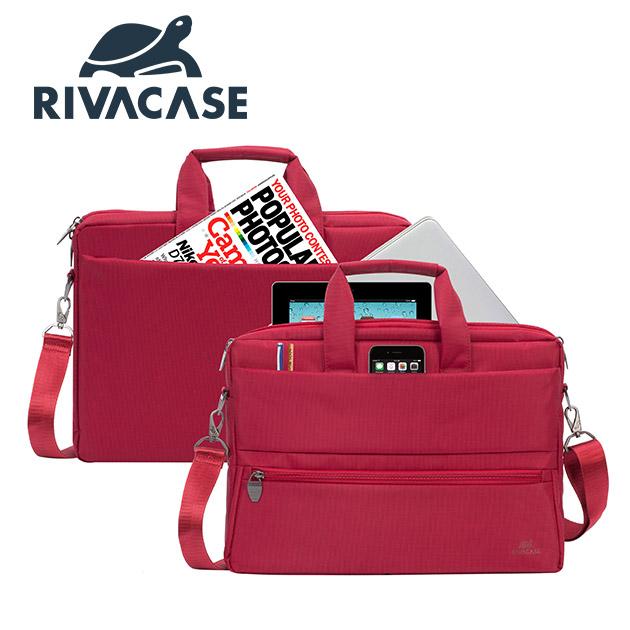 Rivacase 8630 Tiergarten<BR>15.6吋側背包 5