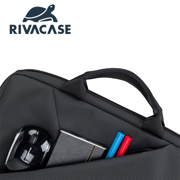 Rivacase 8720 Tivoli<BR>13.3吋側背包 3