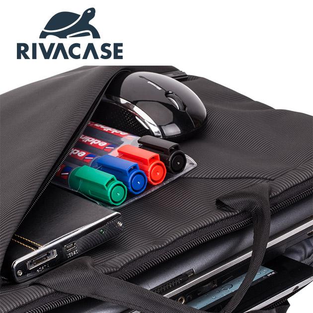 Rivacase 8730 Tivoli<BR>15.6吋側背包 3