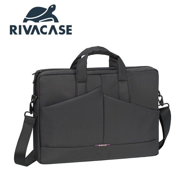 Rivacase 8731 Tivoli<BR>15.6吋側背包 1