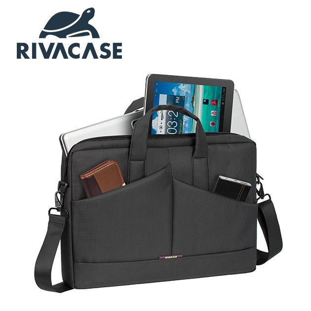Rivacase 8731 Tivoli<BR>15.6吋側背包 2