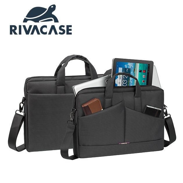 Rivacase 8731 Tivoli<BR>15.6吋側背包 5