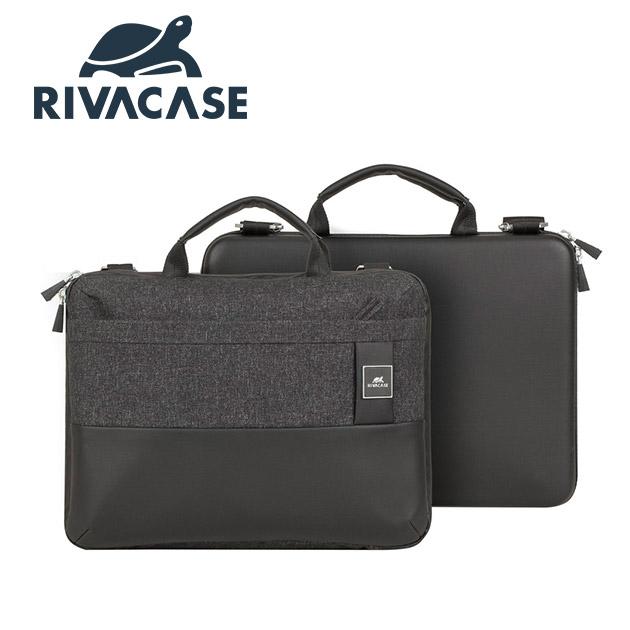 Rivacase 8823 Lantau<BR>13.3吋電腦側背包 1