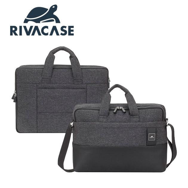 Rivacase 8831 Lantau<BR>15.6吋電腦側背包 1