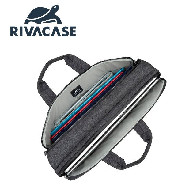Rivacase 8831 Lantau<BR>15.6吋電腦側背包 3