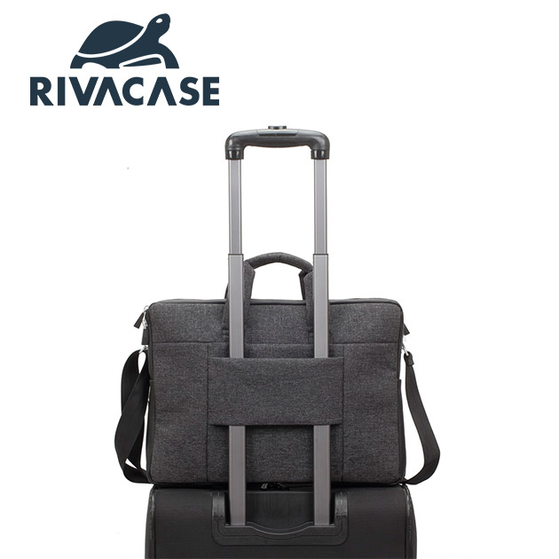 Rivacase 8831 Lantau<BR>15.6吋電腦側背包 4