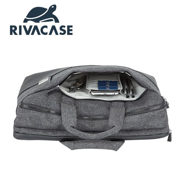 Rivacase 8831 Lantau<BR>15.6吋電腦側背包 5