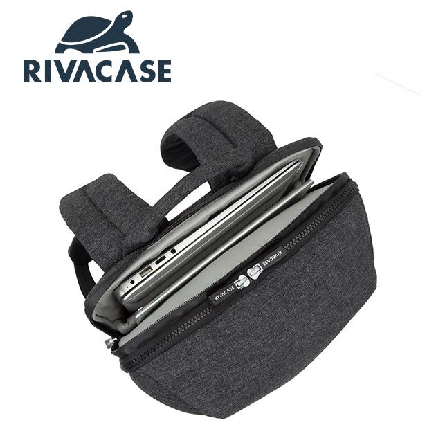 Rivacase 8861 Lantau<BR>15.6吋電腦後背包 3