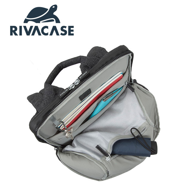 Rivacase 8861 Lantau<BR>15.6吋電腦後背包 4