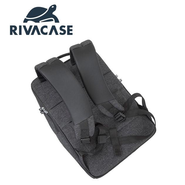 Rivacase 8861 Lantau<BR>15.6吋電腦後背包 5