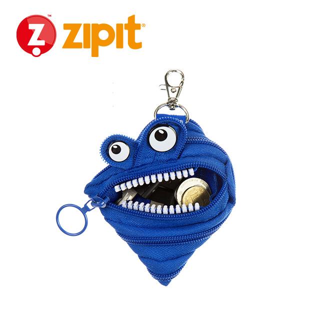 ZIPIT 怪獸拉鍊包<BR>★艾力克斯藍★系列 4