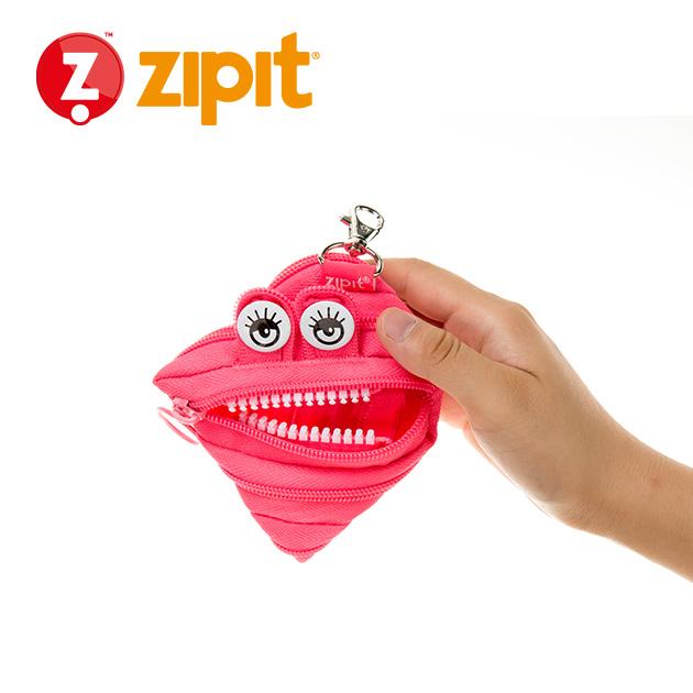 ZIPIT 怪獸拉鍊包<BR>★西西莉亞粉★系列 5