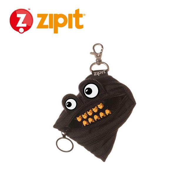 ZIPIT 怪獸拉鍊包<BR>★酷酷黑★鋼牙系列 5