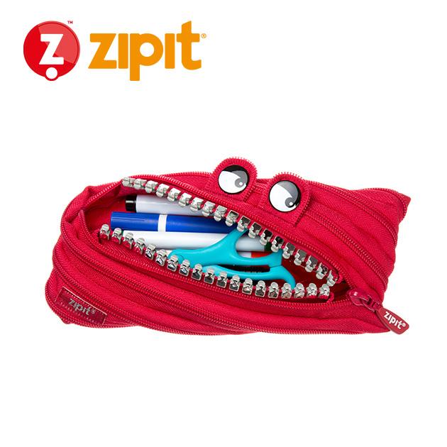 ZIPIT 怪獸拉鍊包<BR>★跩跩紅★鋼牙系列 4