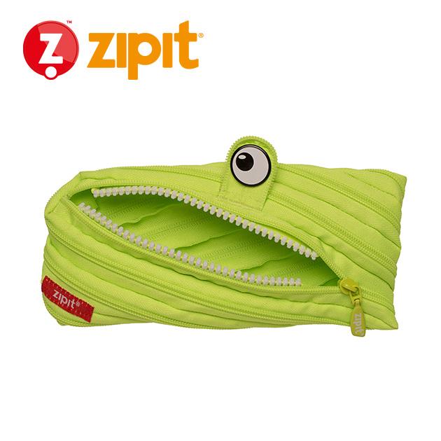 ZIPIT 怪獸拉鍊包<BR>★斑斑綠★系列 3