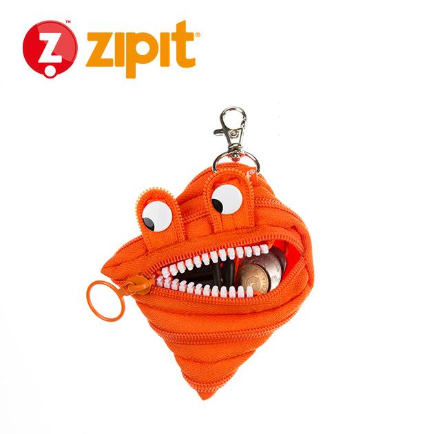 ZIPIT 怪獸拉鍊包<BR>★喬治橘★系列 4