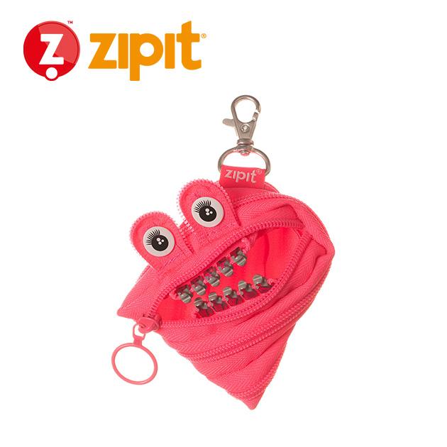 ZIPIT 怪獸拉鍊包<BR>★娃娃粉★鋼牙系列 5